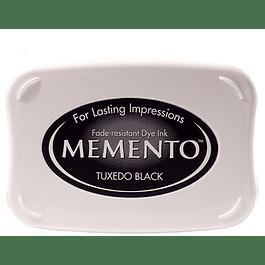 Memento full-size inkpad Tuxedo Black