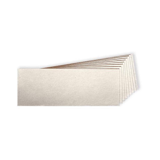 10 hojas de Recarga papel secante
