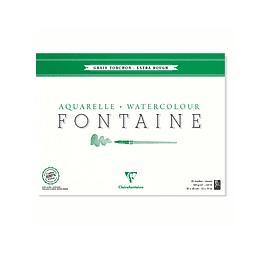 "Grano torchon ""Fontaine"" 10 láminas con flecos"