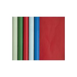 Papel de regalo - 5 x 0.35 m Colores Navidad