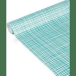 """Rollo de papel de regalo - """"Líneas"""" 5 m x 0,35 m"""