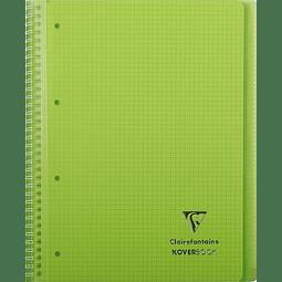 Cuaderno KoverBook - Colores Aleatorios - 22,5 x 29,7 cm