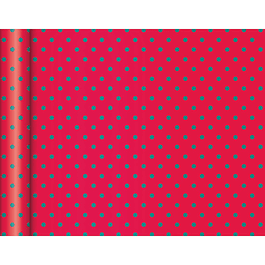 Rollo de papel de regalo Kraft -