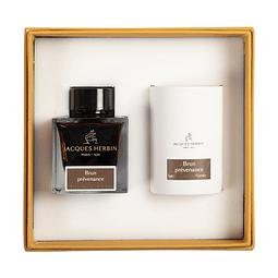 Tintas Perfumadas Ink & Candle - Brun prévenance