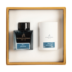 Tintas Perfumadas Ink & Candle - Bleu plénitude