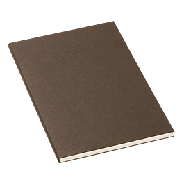 Thinker Notebook - (14,8 x 21 cm)