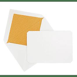 Juego de 15 tarjetas y sobres