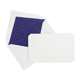 """Juego de 15 tarjetas y sobres """"Correspondence"""" - Blue"""