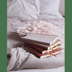 Cuaderno suave A5 - Nacarat