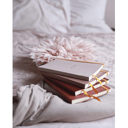 Cuaderno suave A5 - Burgundy
