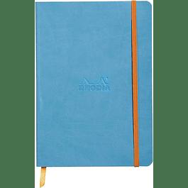 Cuaderno flexible (Puntos) 14,8 x 21 cm - (Colores)