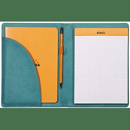 Portafolio para Bloc de notas Nº16 - 17,5 x 23,5 cm (Colores)