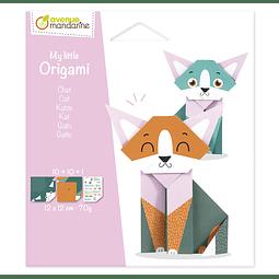 My little Origami - Gato