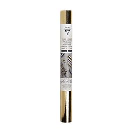 Rollo de papel metalizado de coser - 48 x 100 cm (Colores)