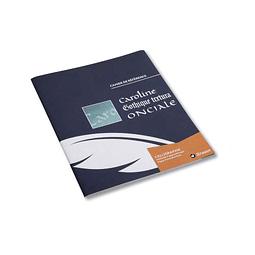 Libro de aprendizaje de caligrafía n ° 1