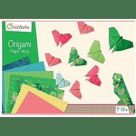 Caja Introducción al Origami - I