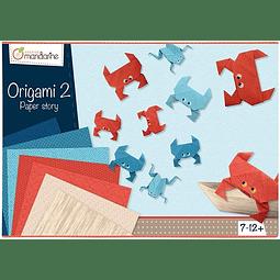 Caja Introducción al Origami - II
