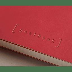 GoalBook Tapa Dura - Color Amapola