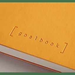 GoalBook Tapa Dura - Color Naranja