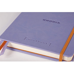GoalBook Tapa Dura - <br>Color Iris