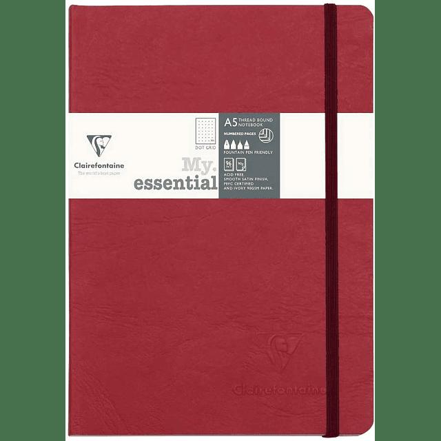 Age Bag A5 - Rojo