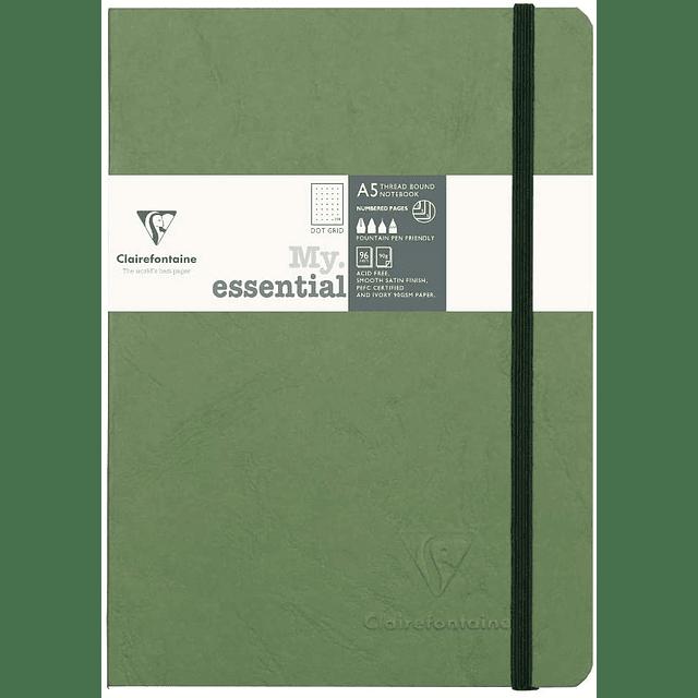 Age Bag A5 - Verde