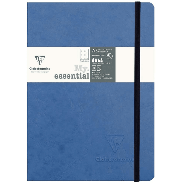 Age Bag A5 - Azul