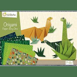Caja Introducción al Origami - Dinosaurios