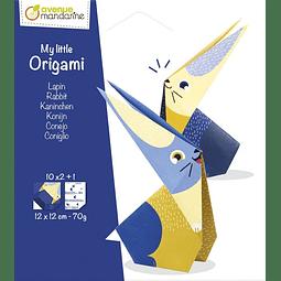 My little Origami - Conejo