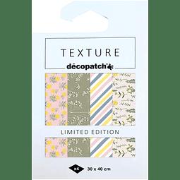 Set 4 laminas 30 x 40 cm Decopatch - Eternidad