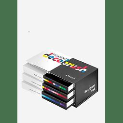 Pigment Decobrush   Designer Set 36 colors