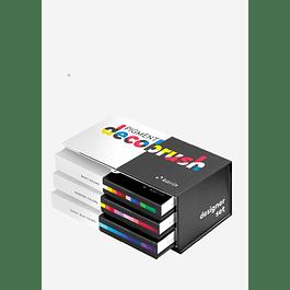 Pigment Decobrush | Designer Set 36 colors