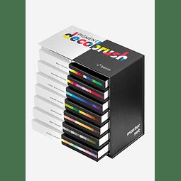 Pigment Decobrush   Master Set 84 colors