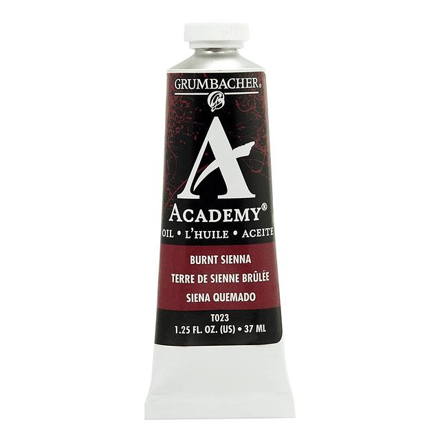 Grumbacher Color - Academy Oleo (37 ml) - 45 Colores