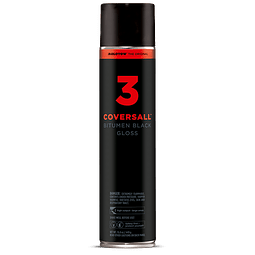 COVERSALL™ 3 - Bitumen Black Gloss - 600 ML