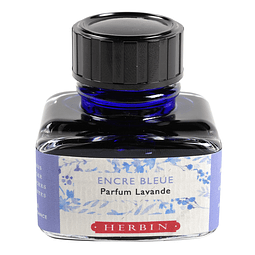 Tinta perfumada 30ml Azul fragancia lavanda