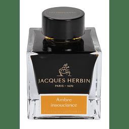 Jacques Herbin Tinta Perfumada - Ambre Insouciance