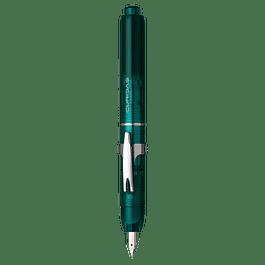 Platinum Curidas Fountain Pen - Urban Green