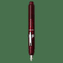 Platinum Curidas Fountain Pen - Gran Red