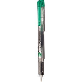 Platinum - Marcador Preppy recargable  - verde