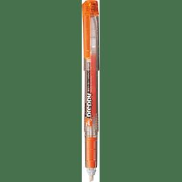 Resaltador Recargable Platinum Preppy - Naranjo