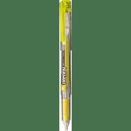 Resaltador Recargable Platinum Preppy - Amarilla