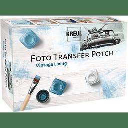 KREUL Photo Transfer Potch Set - Vintage Living
