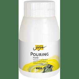 Pouring-Fluid - Medium Acrílico Líquido - (5 Tamaños)