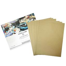 """Sobre Pastel Card """"La Carte Pastel"""" - Gris Claro"""