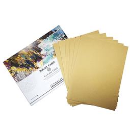 "Sobre Pastel Card ""La Carte Pastel"" - ""Naples Yellow"""