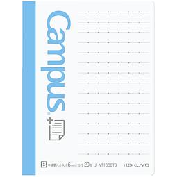 Notas adhesivas - Línea y Puntos (10 x 7,5 cm)