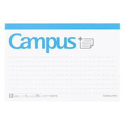 Notas adhesivas - Línea y Puntos (10,3 x 15,3 cm)