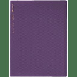 Kokuyo ME - Archivador Clear Book (colores)