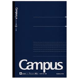 Cuaderno Cuadriculado - Campus